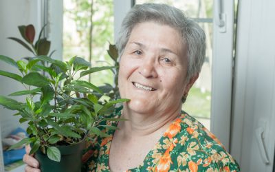 Recreation Therapy for Seniors: Indoor Gardening