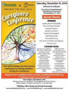 Unlimited Care Cottages Will be Vendors at Caregivers Conference