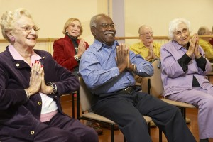 Exercising to Prevent Falls in the Assisted Living Environment