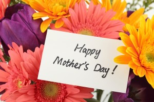 Mother's Day is Upon Us