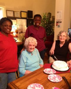 difference between memory care and assisted living, Unlimited Care Cottages, Woodlands, Tx