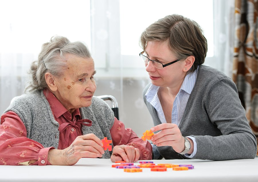 Dementia Care: Adjusting to Your New Normal