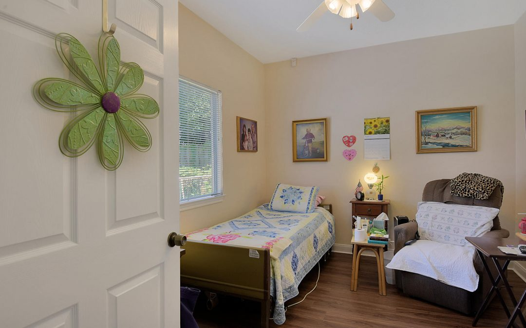 Senior Assisted Living, Unlimited Care Cottages, Willis, Tx