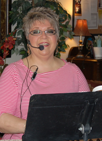 Pamela Haynie, Music Therapist, Unlimited Care Cottages