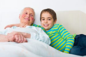 How to Talk to Kids About Dementia, Unlimited Care Cottages