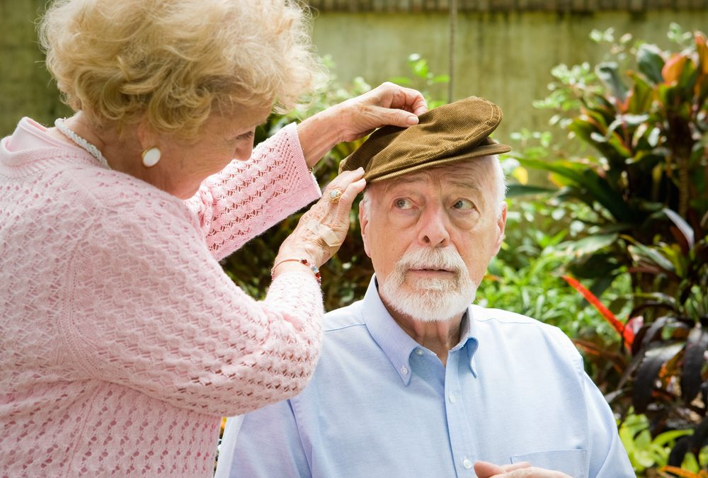 When You Love Someone with Alzheimer's