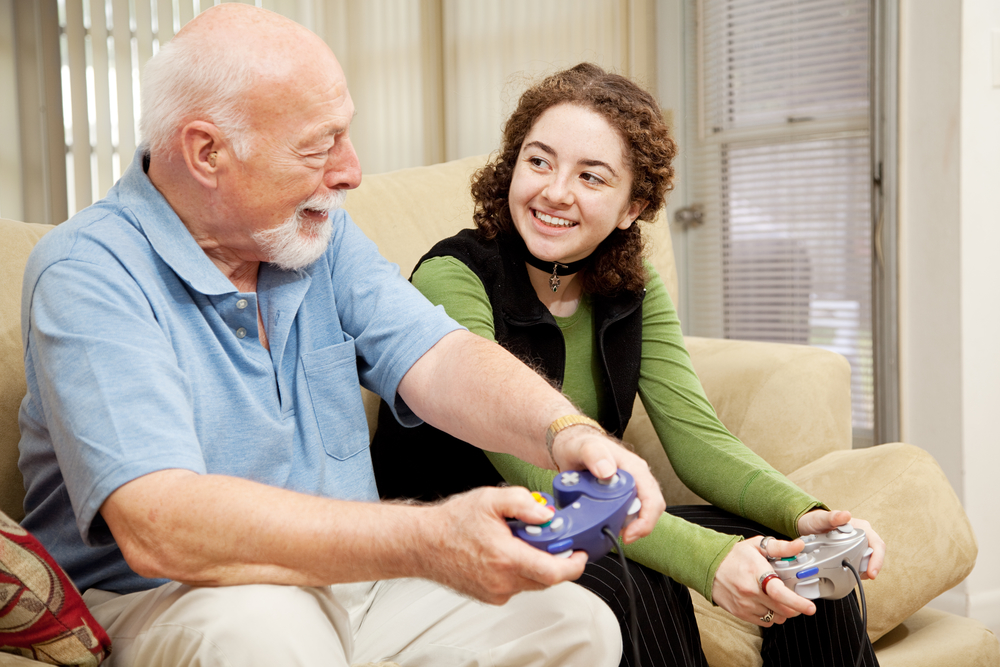 The Incredible Cognitive Benefits of Video Games for Seniors