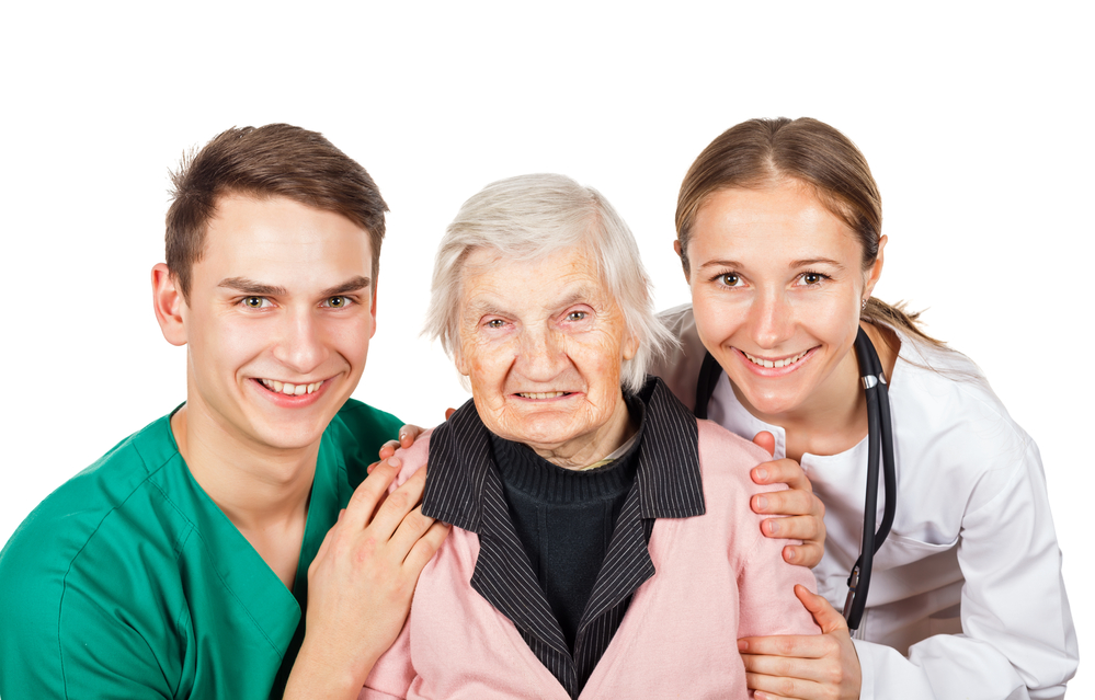 3 Essential Members of an Assisted Living Team