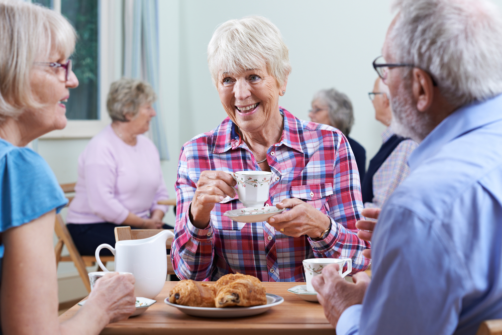 Social Interaction for Seniors, Unlimited Care Cottages, Kingwood, Oak Ridge North, Spring, The Woodlands, TX