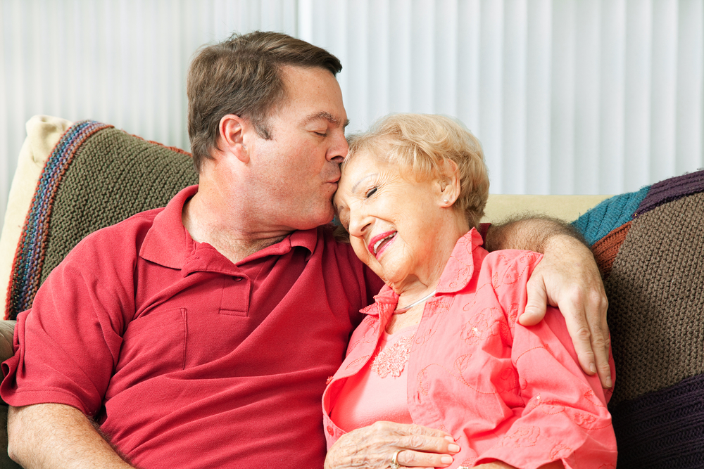 Caregiving for Parents: Healing Relationships