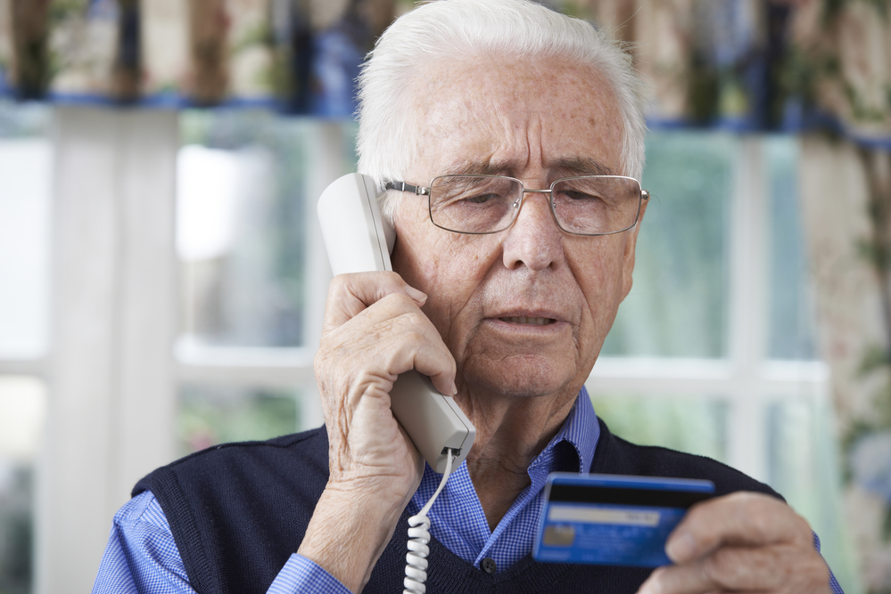 Scam Phone Calls Targeting Seniors