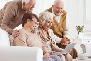 How to Boost Senior Mental Health, Unlimited Care Cottages, Spring The Woodlands, TX