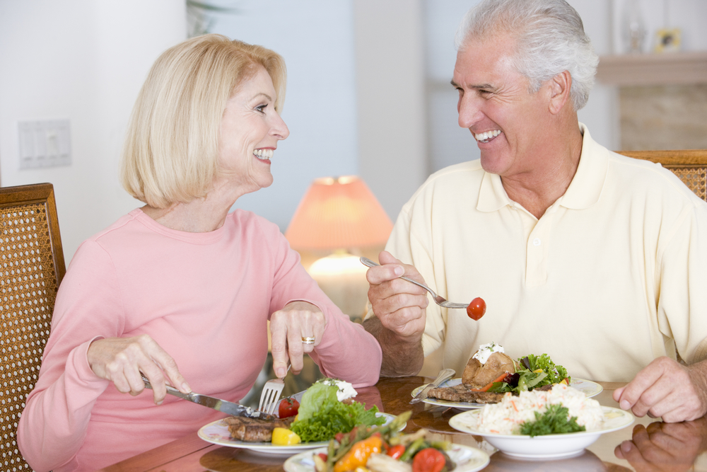 What's Different About Senior Nutritional Needs?