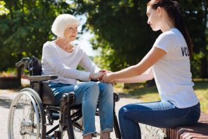 Exercises for Limited Mobility, Unlimited Care Cottages, Houston Memory Care, Texas