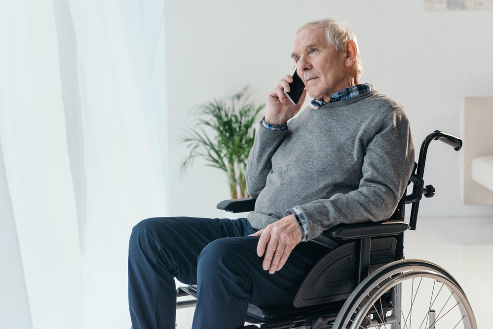 How to Care for the Elderly from a Distance