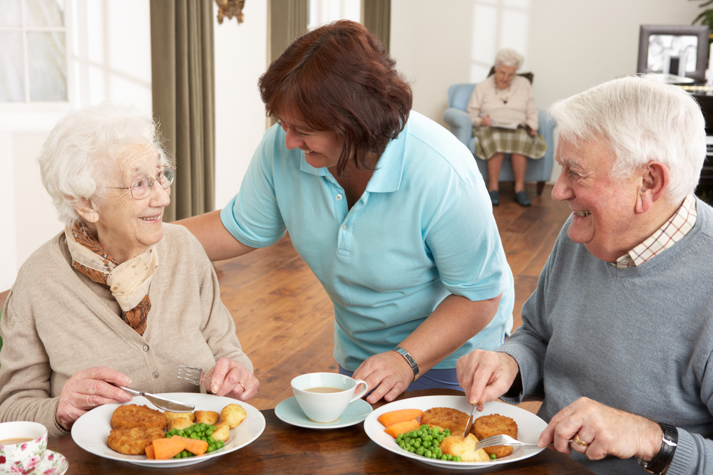 Healthy Diet Choices for Seniors, Unlimited Care Cottages, Spring, TX