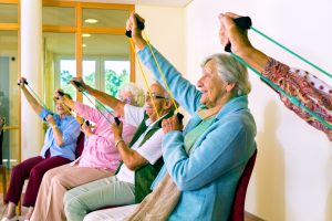 4 Senior-Appropriate Exercises, Unlimited Care Cottages, Spring, TX