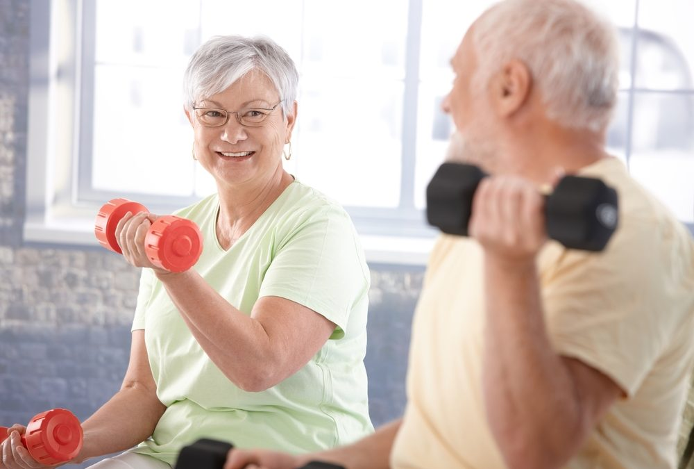 3 Senior Exercise Goals to Set for 2020