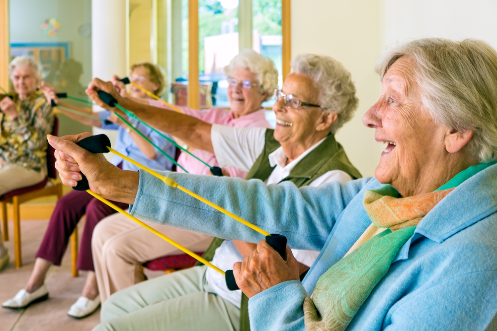 3 Safe Exercises for Senior Citizens