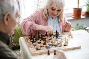 3 Benefits of Board Games for Seniors, Unlimited Care Cottages, Spring, TX