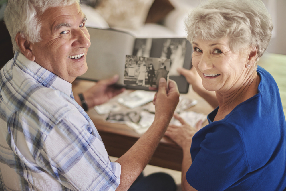 Capture Your Senior Loved One's Memories
