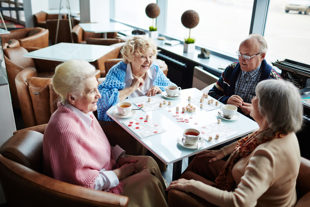 Why Seniors Should Build Strong Friendships, Unlimited Care Cottages, Kingwood, TX
