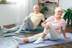 4 Benefits of Yoga for Seniors, Unlimited Care Cottages, Kingwood, TX