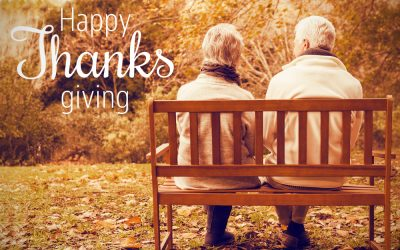 Happy Thanksgiving from Unlimited Care Cottages!
