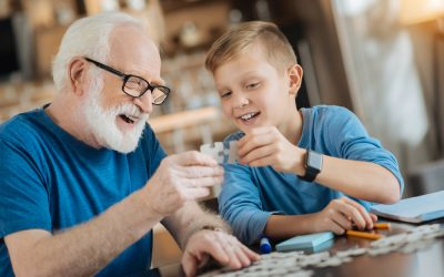 5 Things Grandparents Can Teach Their Grandchildren