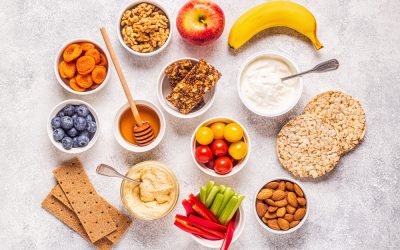 Eat Healthy with These 5 Snacks for Seniors