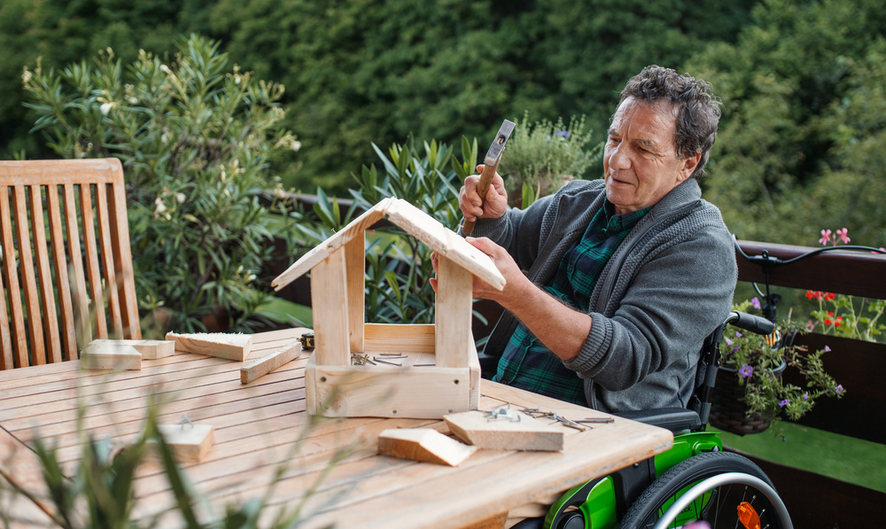 5 Senior-friendly DIY Projects, Unlimited Care Cottages