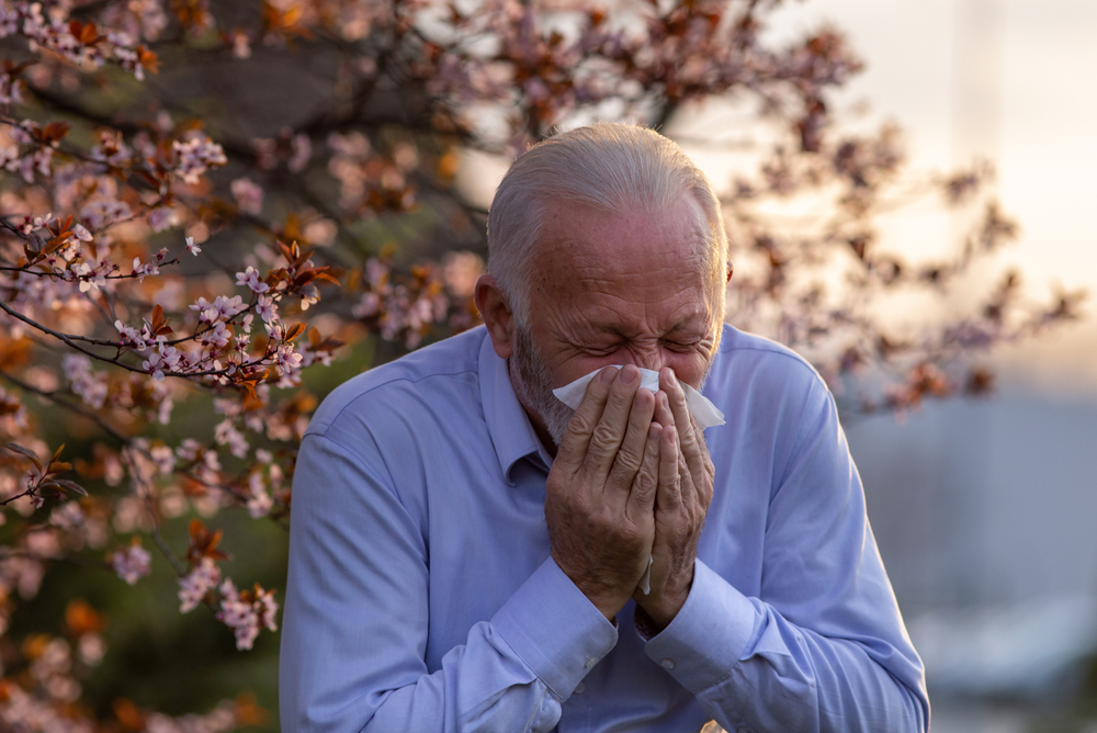 How To Treat Allergies in the Elderly, Unlimited Care Cottages